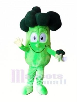 Haute Qualité brocoli Mascotte Costume Dessin animé
