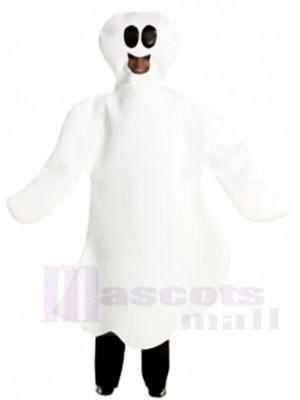 blanc Fantôme Esprit Mascotte Les costumes Halloween