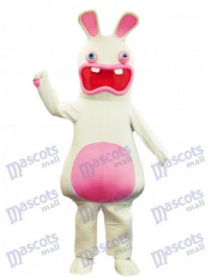 Rayman Raving Lapin Lapin de Pâques Mascotte Costume Animal