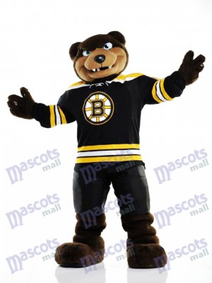 Lames le Bruin Boston Bruins Ours mascotte Costume Animal