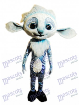Gardien de la lune Costume de mascotte Cartoon Anime