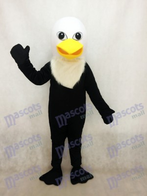 Costume de mascotte de Kitty Hawk Eagle