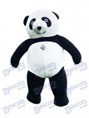 Cute Giant Panda Mascot Adult Costume