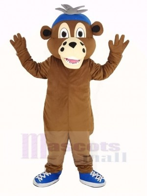 Base-ball lionceau Ours Mascotte Costume Animal