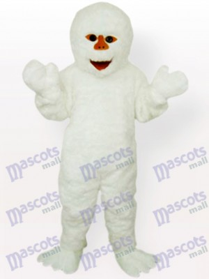 Costume de mascotte animal Yeti Himalaya