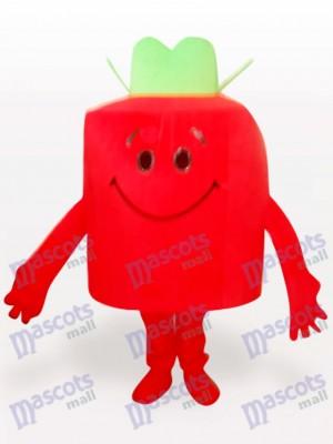 Costume de mascotte adulte Hercules Party