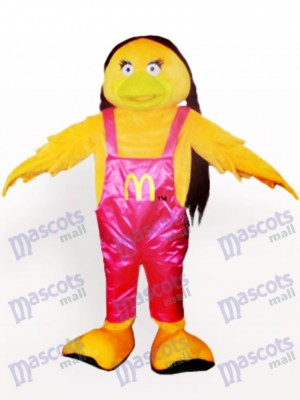 Costume de mascotte adulte MacDonald Party