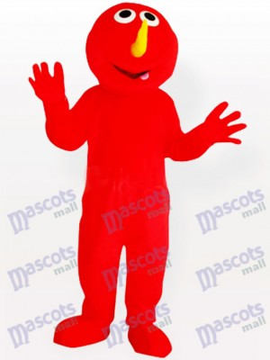 Costume de mascotte adulte Red Devil Party