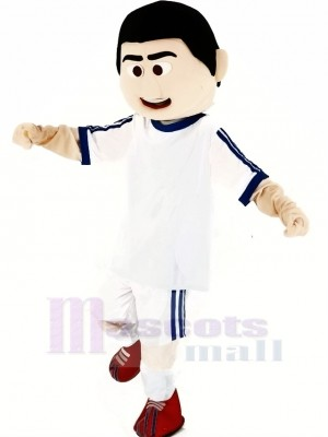 Sportif Mascotte Costume Gens