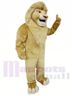 CELA Lion Mascotte Les costumes