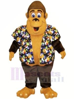 Fort Gorille Mascotte Les costumes Adulte