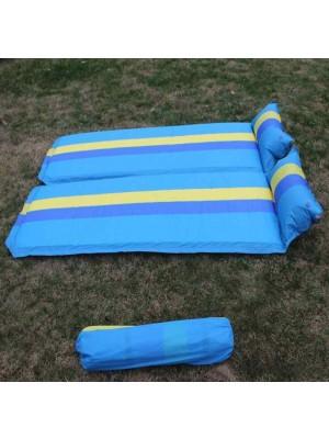 Extérieur Gonflable Lit Camping Tente En train de dormir Tampon
