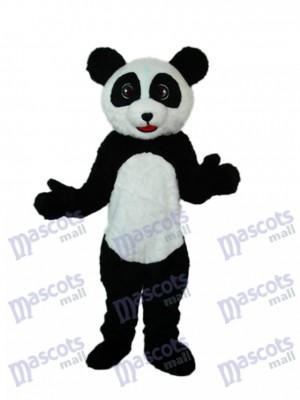 Costume de mascotte panda géant adulte