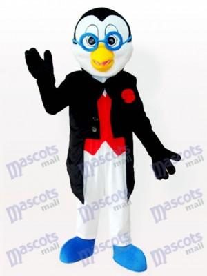 Docteur Pingouin en costume de mascotte adulte Tuxedo