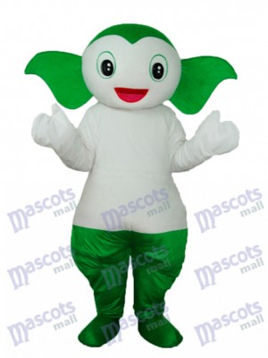 Pomme Fille Mascotte Adulte Costume Dessin animé Gens