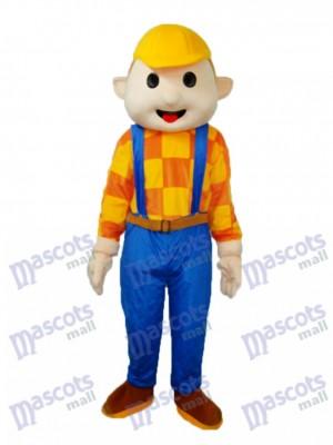 Jaune Chapeau Enfant Mascotte Adulte Costume Dessin animé Gens