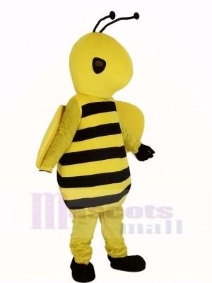 Mignonne Jaune abeille Mascotte Costume