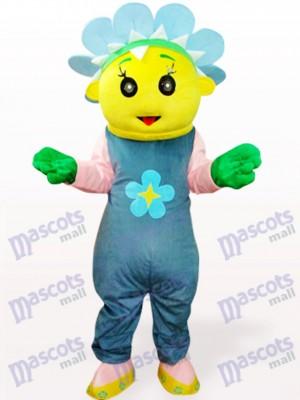 Déguisement de fleur de saugei Costume de mascotte adulte