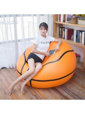 PVC Gonflable basketball chaise Football Balle Air canapé Pour Adulte Enfant