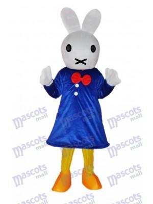 Costume adulte de Pâques lapin lapin astucieux Animal