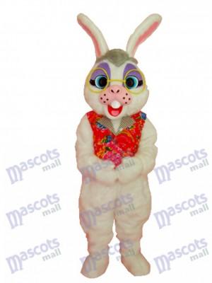 Easter Obama Lapin Adulte Mascotte Costume Animal