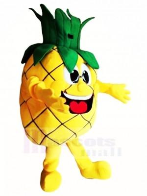Qualité supérieure Ananas Costume de mascotte