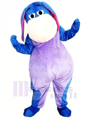 Âne avec Gros Oreille Mascot Costumes Animal