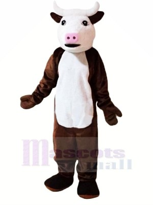 Hereford Vache Mascotte Les costumes Pas cher
