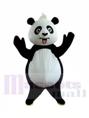 Mignonne Dessin animé Panda Costumes De Mascotte