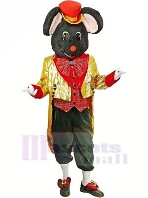 Noël Gentilhomme Souris avec Mascotte Les costumes Animal