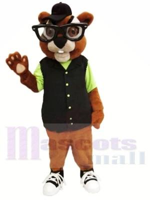 Joufflu Chipmunk Costumes De Mascotte
