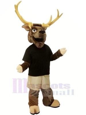 Poids léger Cerf Mascotte Les costumes Adulte
