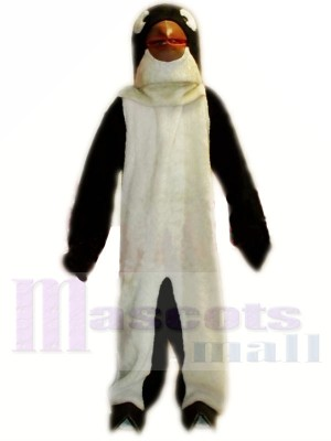 Mignonne Poids léger manchot Costumes De Mascotte