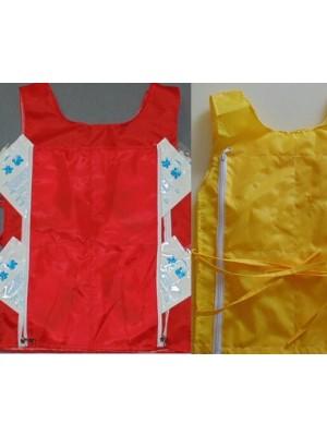 Mascotte Costume Refroidissement Gilet pour Stockage Refroidissement Packs