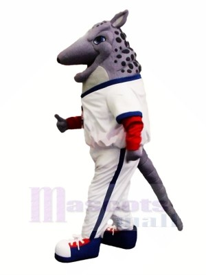 sport Tatou Mascotte Les costumes Dessin animé