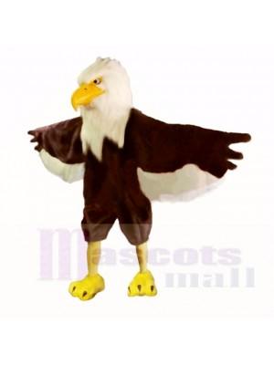 Mascotte Eagle de qualité supérieure pour adultes