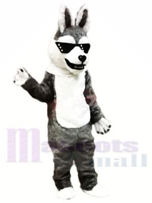 Cool Rauque Chien Mascotte Les costumes Animal