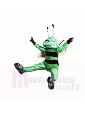 Costumes de mascotte Green Hornet de première qualité