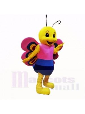 Schön Freundlich Leicht Schmetterling Maskottchen Kostüme Schule