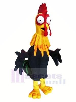 Drôle Coq Mascotte Les costumes Pas cher