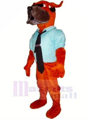 Haute Qualité Police Chien Mascotte Les costumes Adulte