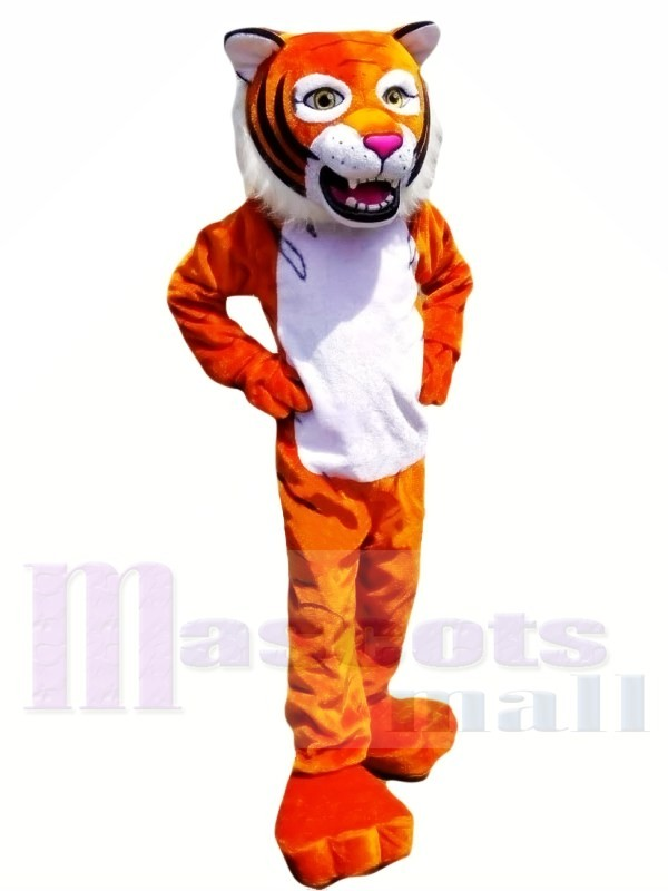 Vente chaude tigre du Bengale Costume de mascotte Costume De Tigre Du Bengale À vendre