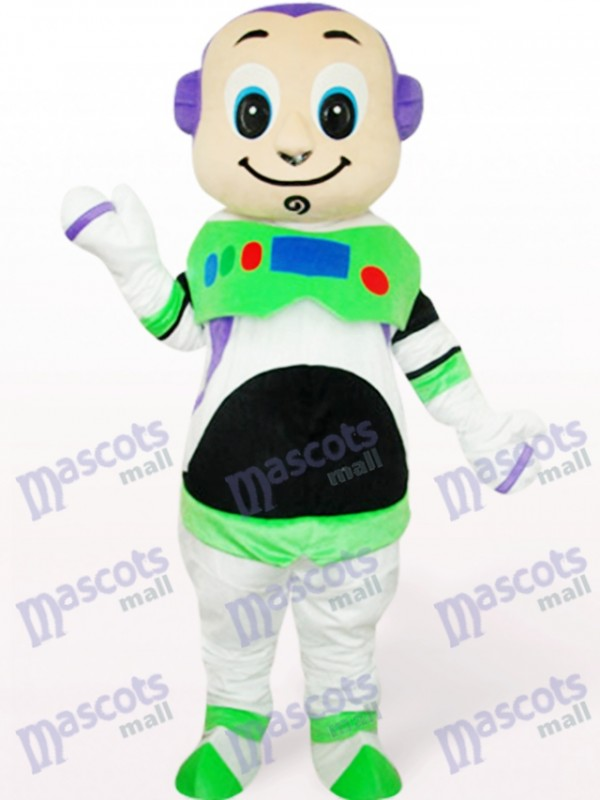Costume Buzz Lightyear anime mascotte