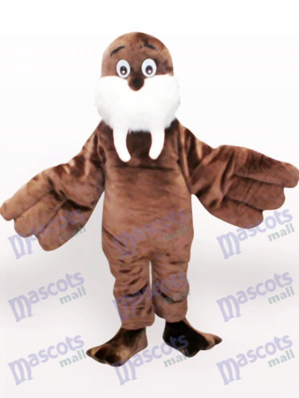 Costume de mascotte adulte Cartoon Sea Elephant
