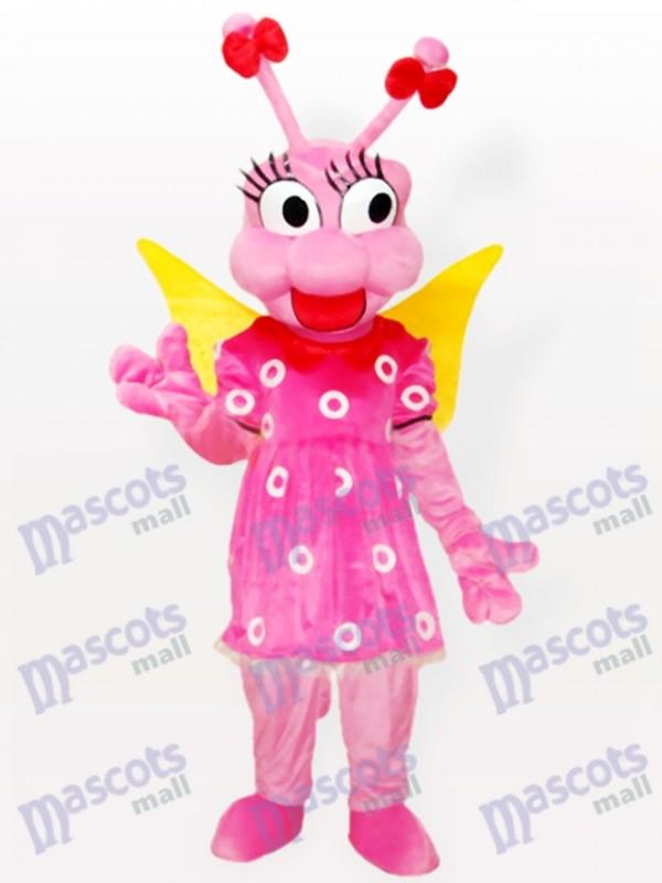 Costume de mascotte adulte insecte abeille Lady Fenfendu