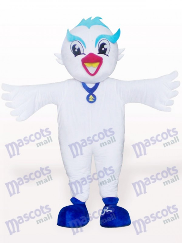 Costume de mascotte adulte Dove Bird