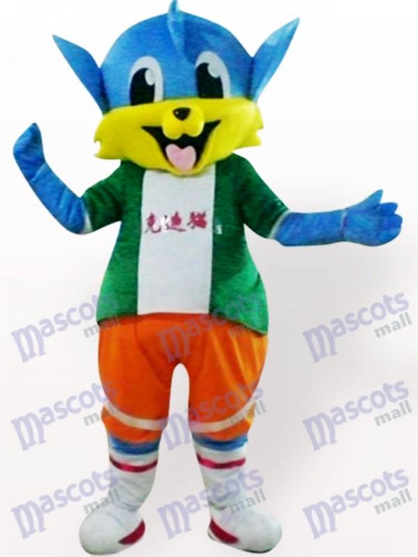 Dick Chat Animal Costume de mascotte adulte