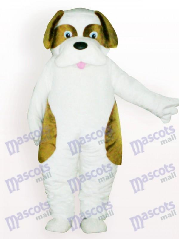 Costume de mascotte d'animal adulte de chien