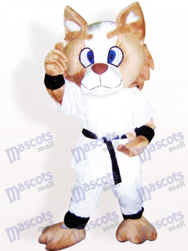Boxing Dog Animal Adult Mascot Costume