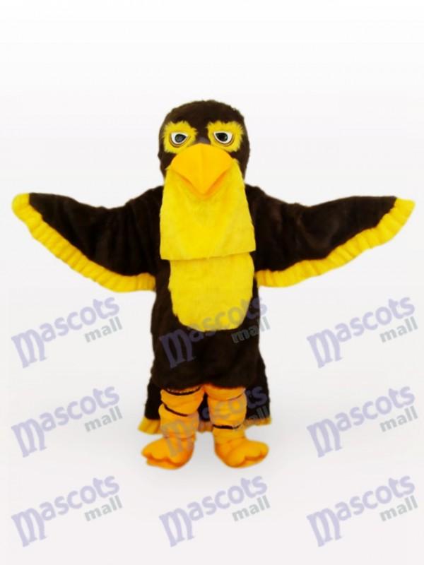 Costume de mascotte adulte aigle volant